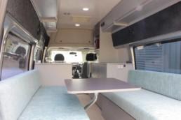 Campervan Details Interior