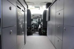 Campervan Details Cabinets