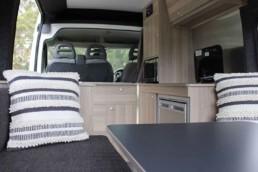 Campervan Personalised Details